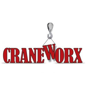Crane Worx corporate brand logo design