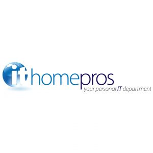 IT HomePros brand logo design