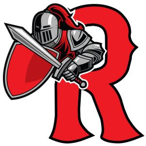 Reading Red Knights apparel logo design