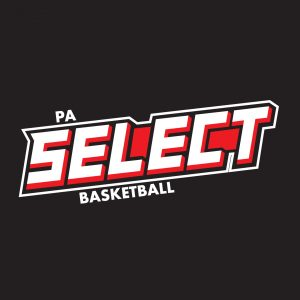 PA SELECT Basketball apparel logo